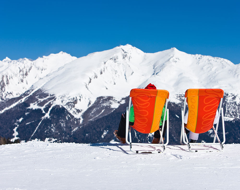 Berge & Schnee