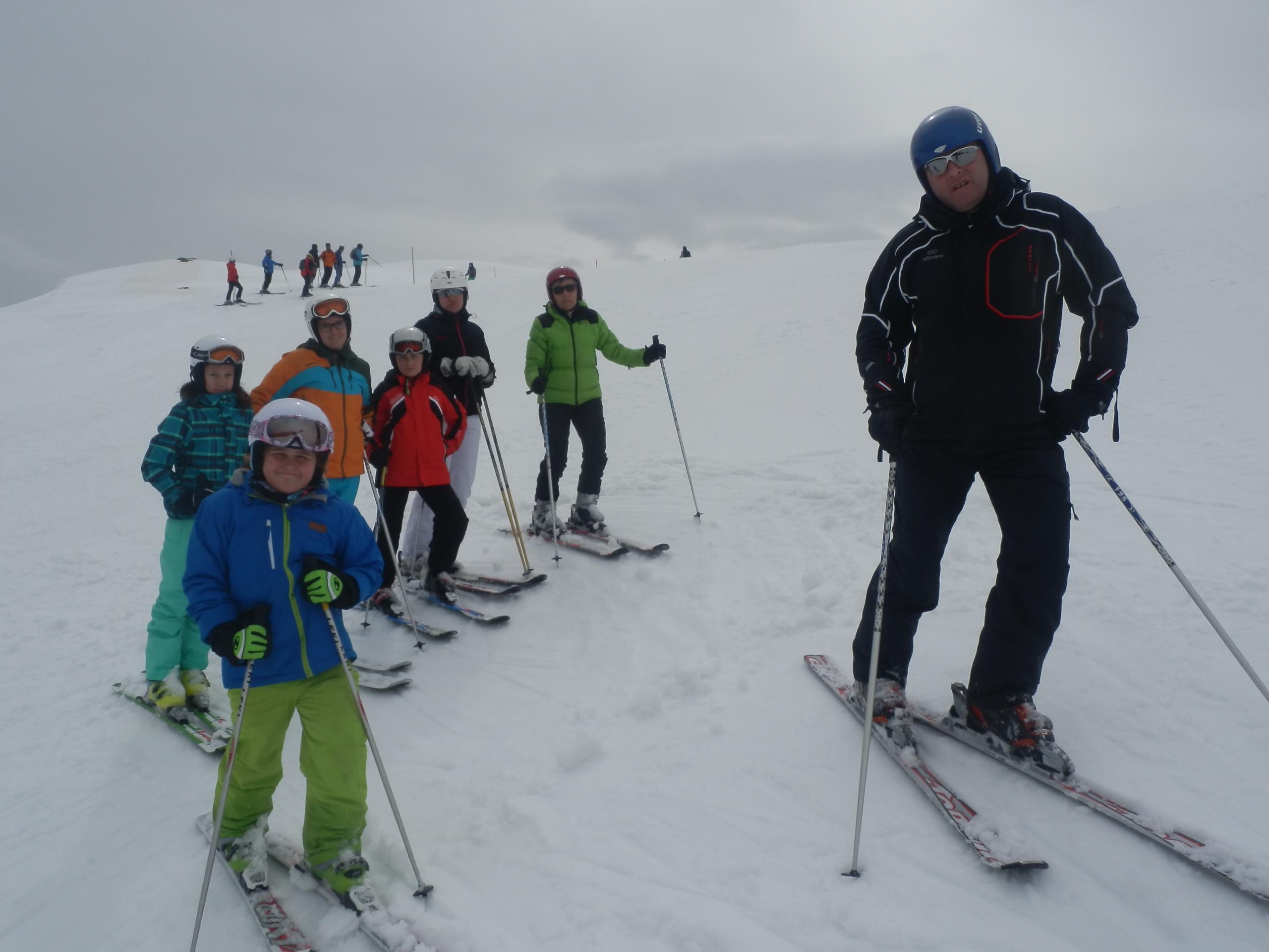 Ski-Special for Kids